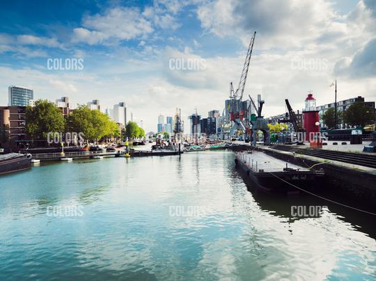Hertekade, Rotterdam