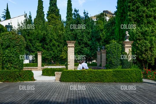 Palacio de los Cordova, Granada