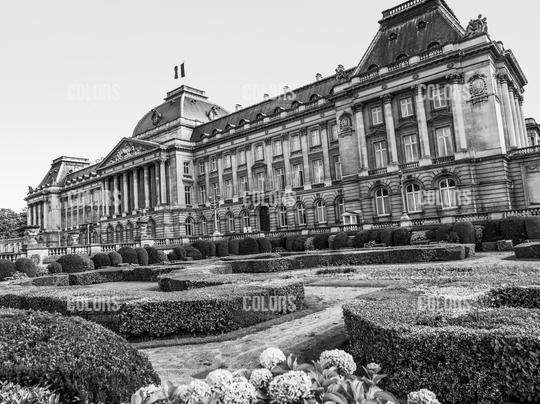 Place des Palais, Brussels