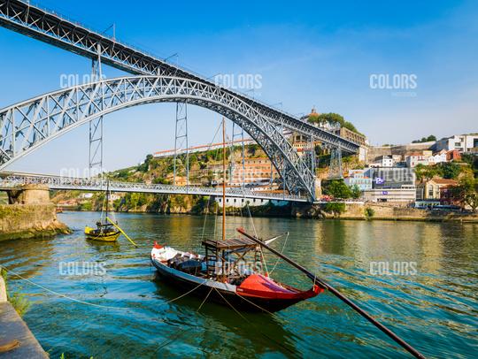Ponte Luis I, Porto