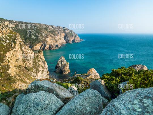 Praia do Lourical, Colares